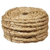 Sisal Rope - Twisted - 1/4