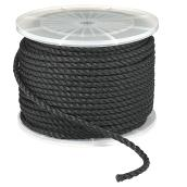 Twisted Polypropylene Rope - 3-Strand - 1/2