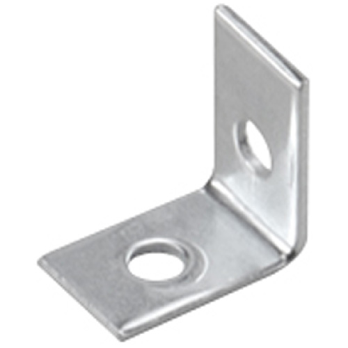 Seimneire 20pcs Stainless Steel Corner Braces 1.57 x 1.57 Brushed ...
