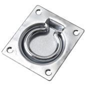 """Trapdoor Ring 3"""" - Zinc"""