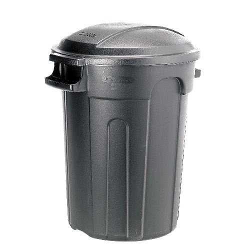 80-L Garbage Can