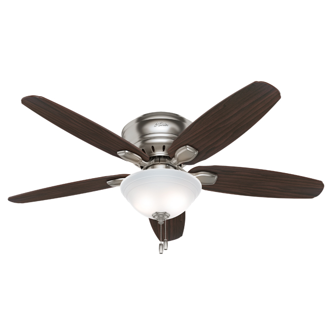 Canarm 'Fremont' Ceiling Fan - 5 Blades - 52-in - White