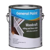 Stain - Solid Finish Exterior Latex Stain