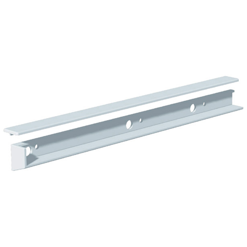 """Plastic Shelf Supports With Caps - 12"""" - 2-Pack"""