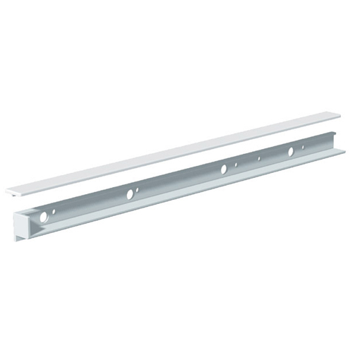 "Plastic Shelf Supports With Caps - 16"" - 2-Pack"