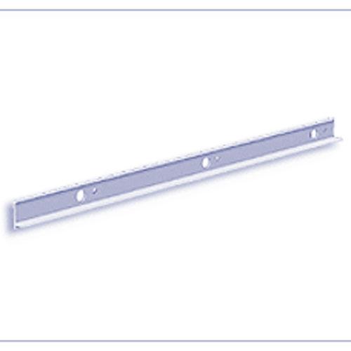 Shelf Back Support - Plastic - 4'
