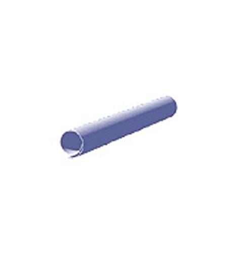 "Closet Rod Cover - Plastic - 1 5/16"" - 144"" - White"