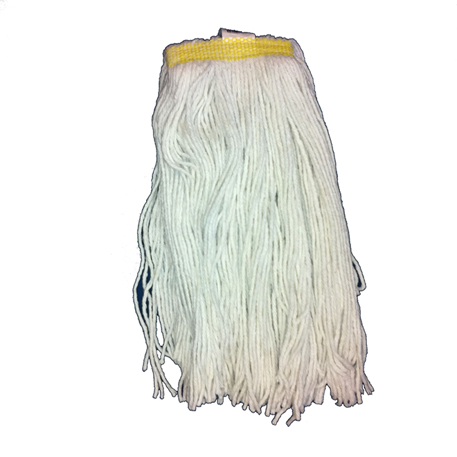 Synthetic Head Mop - White - 20 oz