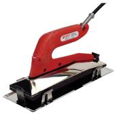 Deluxe Heat Bond Teflon Carpet Iron - Red