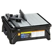 "Tile Wet Saw - 7"" - Black"