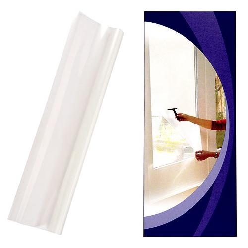 Pellicule intimité pour fenêtre, givrée, 4 pi x 6,5 pi