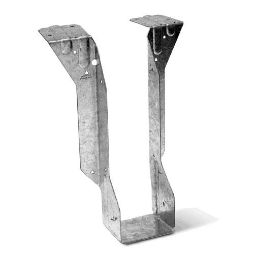 "Galvanized Steel Joist Hanger 3 1/2"" x 14"""