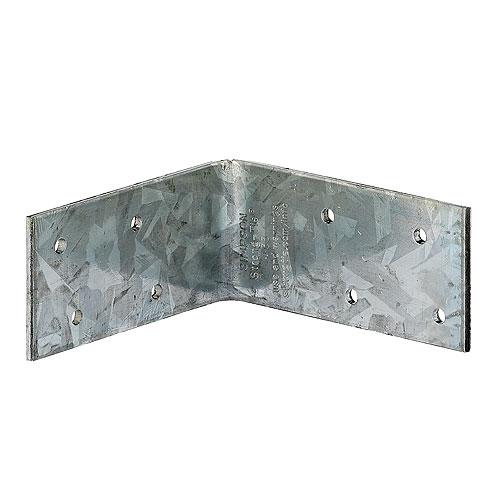 "Galvanized Steel Angle 3"" x 3"""