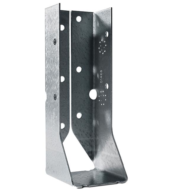 Simpson Strong-Tie Z-Max Concealed Joist Hanger - 18-Gauge Galvanized Steel - 2-in x 10-in