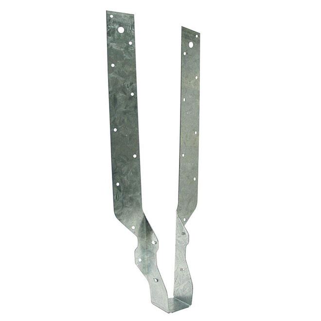 """Adjustable Truss Hanger - 2"""" x 6"""" - Galvanized Steel"""