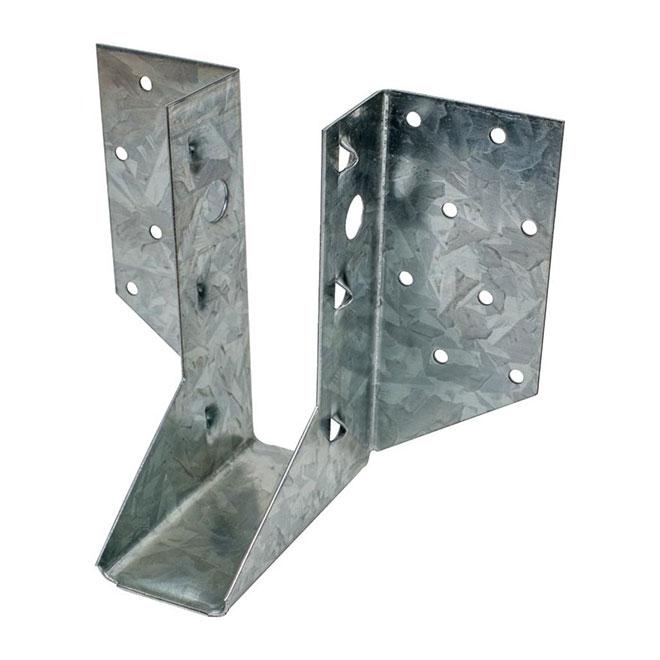 """Étrier à solive avec assise profonde, 2"""" x 6"""", acier galvanisé"""