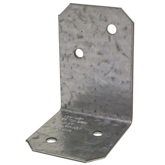 """Gauge 18 Steel Angle """"ZMAX"""" 2"""" x 1 1/2"""""""