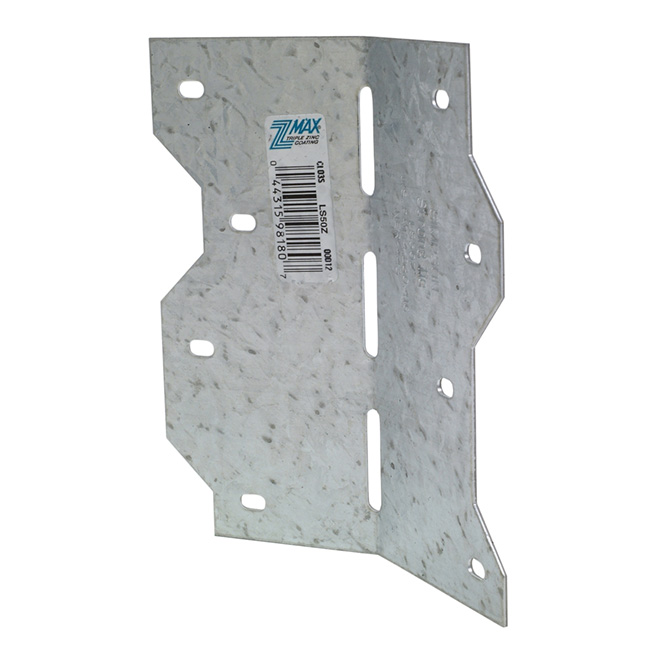 """Reinforcing Angle """"ZMAX? 5"""" x 2 1/4"""" x 2 1/4"""""""
