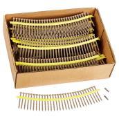 """Deck-Drive (TM)"" Wood Screws- #10 - 2.5"" - 1,000 Box"