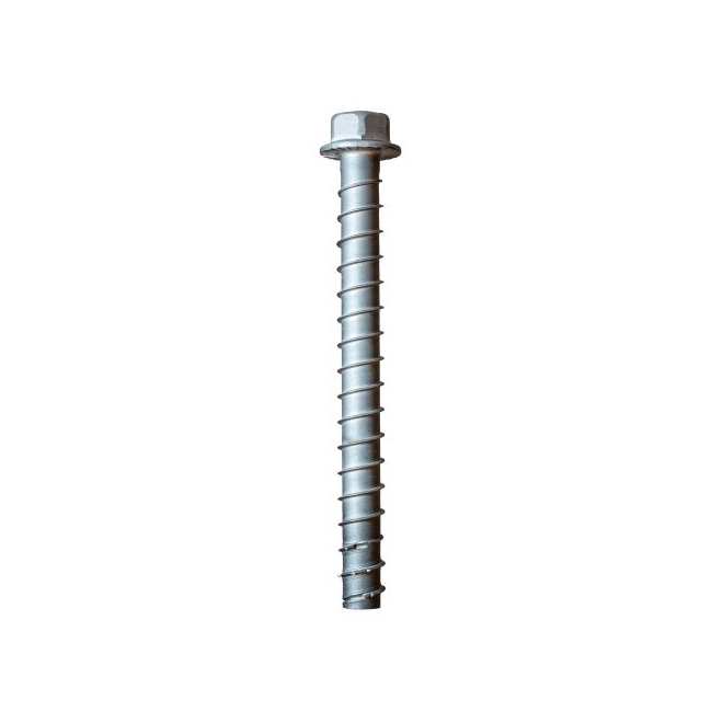 Screw Anchor TitenHD - Stainless Steel - 1/2-in x 6-in