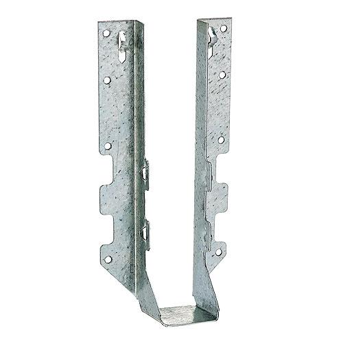 Étrier ZMAX Simpson Strong-Tie, 2 po x 10 po, acier galvanisé calibre 18