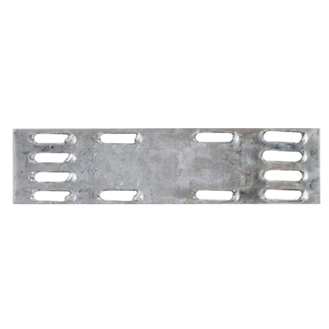 Simpson Strong-Tie - Mending Plate - Steel - 1-in x 4-in - Galvanized