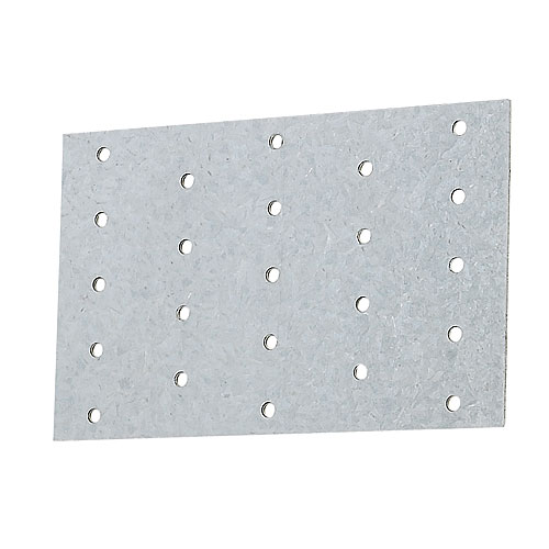 Simpson Strong-Tie - Nail- On Mending Plate - Steel - 3-in x 5-in