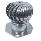 Aluminium Rotary Turbine with Internal Bracing - 12""