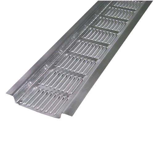 Masterflow Aluminium Continuous Soffit Vent 8 Lsv8 Rona