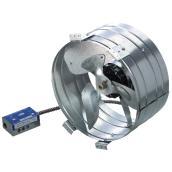 Ventilateur avec moteur pour comble