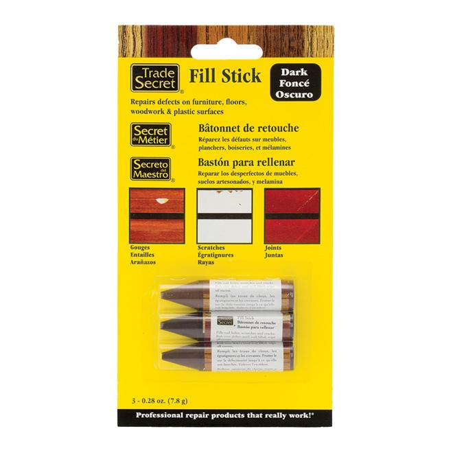 Fill Sticks