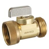 Hose and Boiler Straight Valve Drain