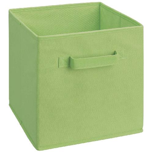 ClosetMaid Green Cubeicals Fabric Drawers