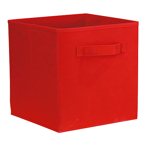 ClosetMaid Red Cubeicals Fabric Drawers
