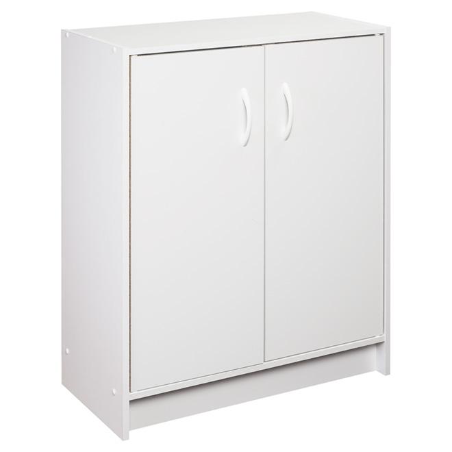 closetmaid armoire de rangement 2 portes 898200 rona. Black Bedroom Furniture Sets. Home Design Ideas
