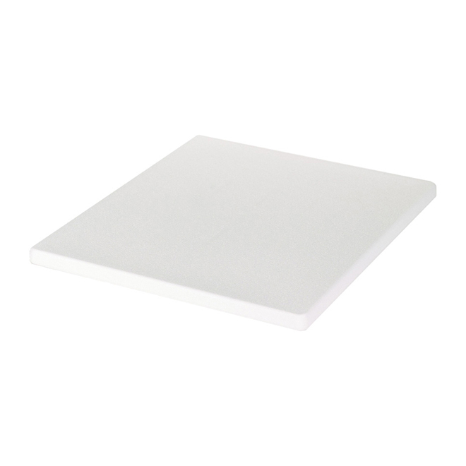 """Dessus pour unité de tiroirs grillagée ClosetMaid, 19"""" x 22"""", blanc"""