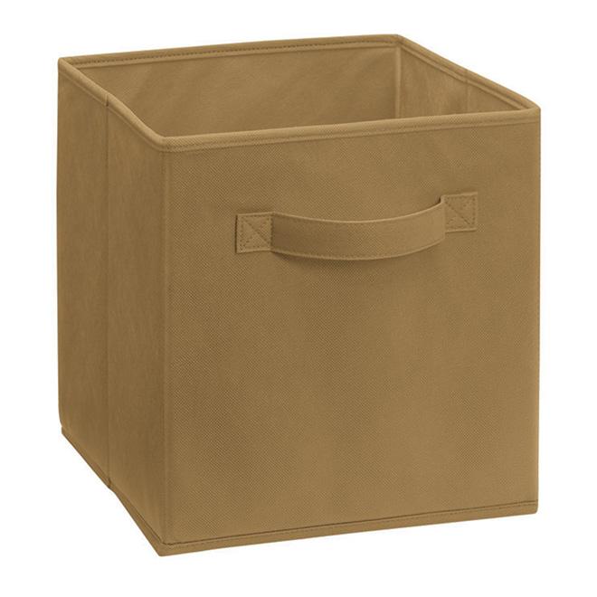 ClosetMaid Cubeicals Fabric Drawer - Mocha