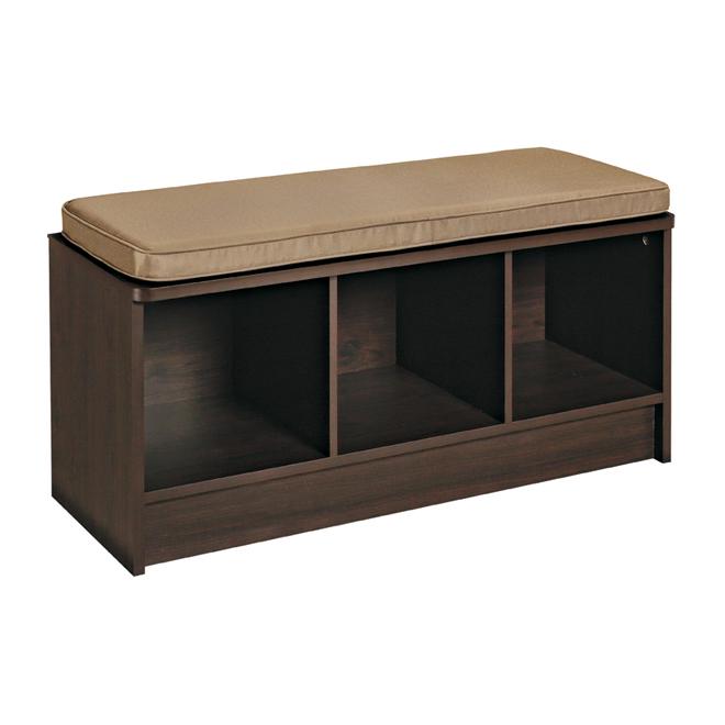ClosetMaid 3 Cube Bench