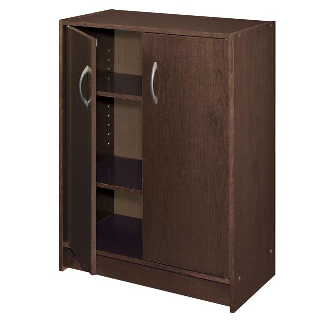 ClosetMaid 2 Door Organizer - Espresso
