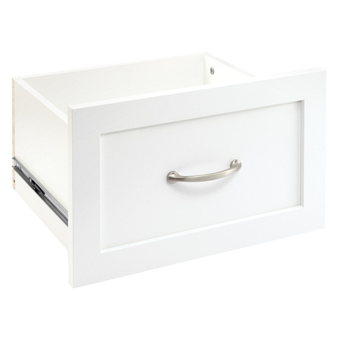 "Drawer - White - 16"" x 10"""
