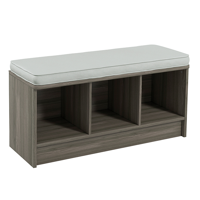 storage and decor with antique home impressive cube perfect shelf bench