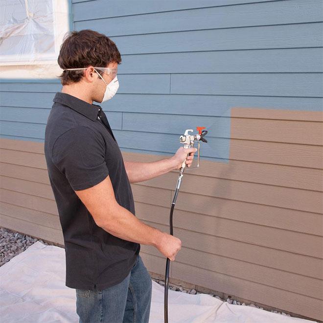 Pulvérisateur de peinture Power-Flo Pro 2800 sans air