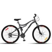 Steel Bicycle Avenger for Men - 21 Speeds - 26