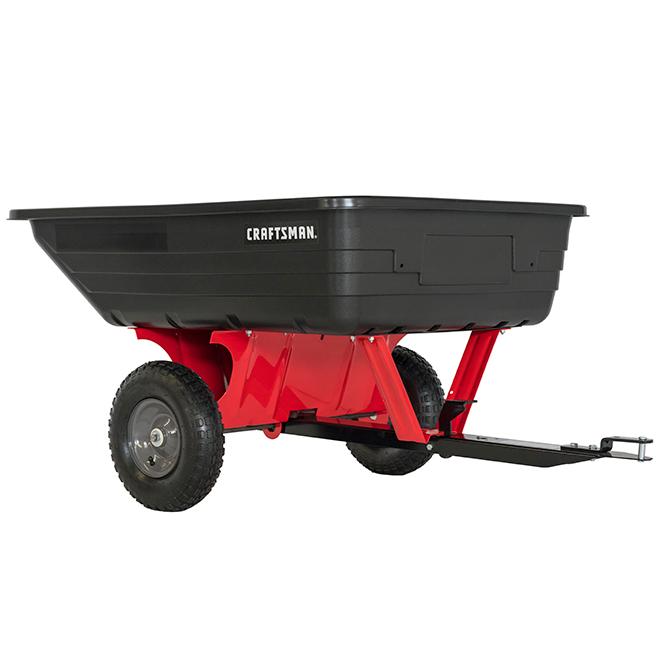 Craftsman Dump Cart - 10 cu. ft.