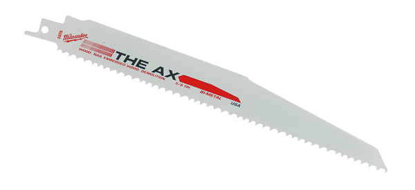 "Demolition Reciprocal Saw Blade - Matrix Steel - 9"" - 5 Pack"