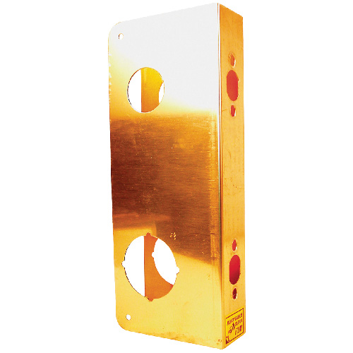 """Door Guard - Brass - 1 3/4"""" x 10 7/8"""""""