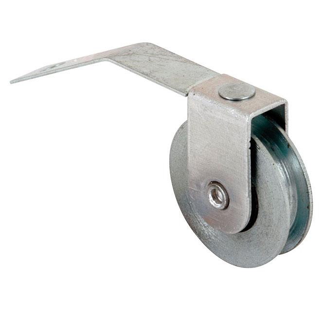 Screen Door Steel V-Spring Roller Assembly - Pack of 2