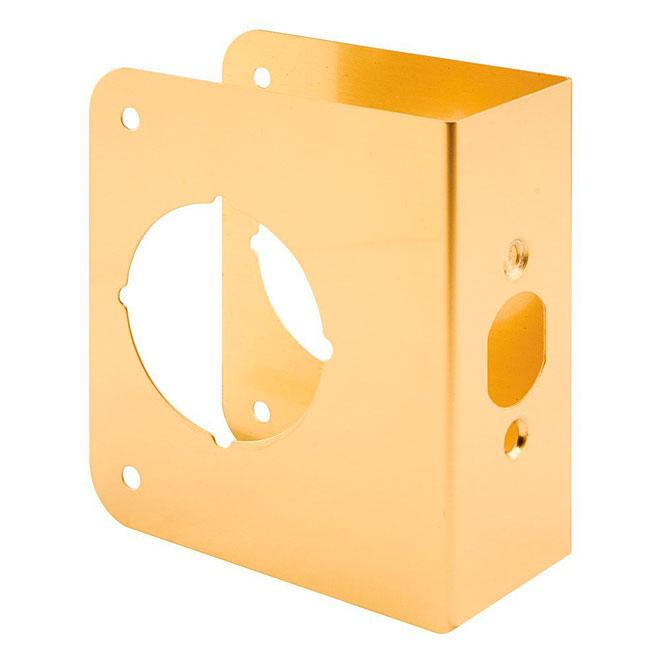 Armature de porte en laiton solide