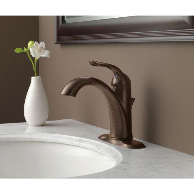 """Lahara"" lavatory faucet"