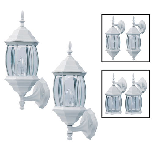 "Lanterns - ""Portland"" Outdoor Wall Lanterns"